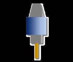 Angetriebene Werkzeuge 0 Grad