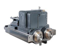 Hellmerich Feinbearbeitungseinheit für die Bearbeitung von Stationär-Dieselaggregaten