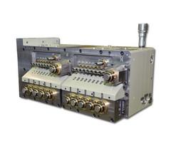 Hellmerich Mehrspindelkopf zur Bearbeitung von Automatikgetriebeteilen