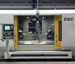 End machining