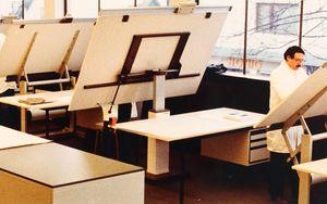 1983: Konstruktionsbüro