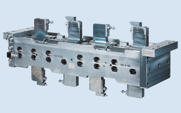 Clamping fixture for special machine
